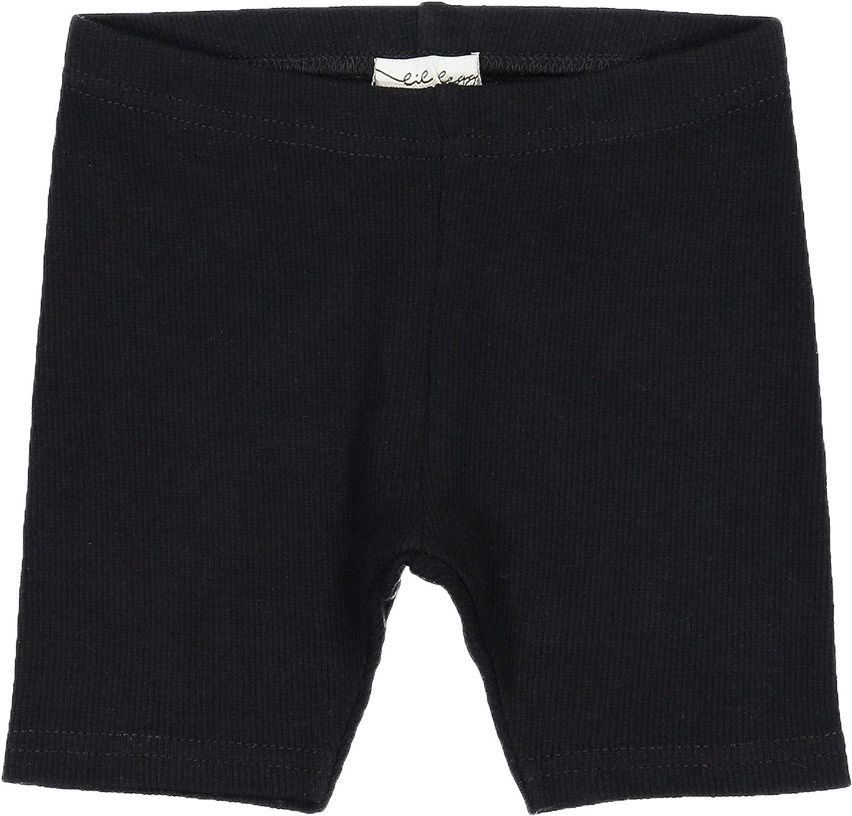 Lil Legs Boys Girls Unisex Baby//Toddler Ribbed Short Leggings