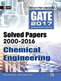 GATE Paper Chemical Engineering 2017 (Solved Papers 2000-2016)