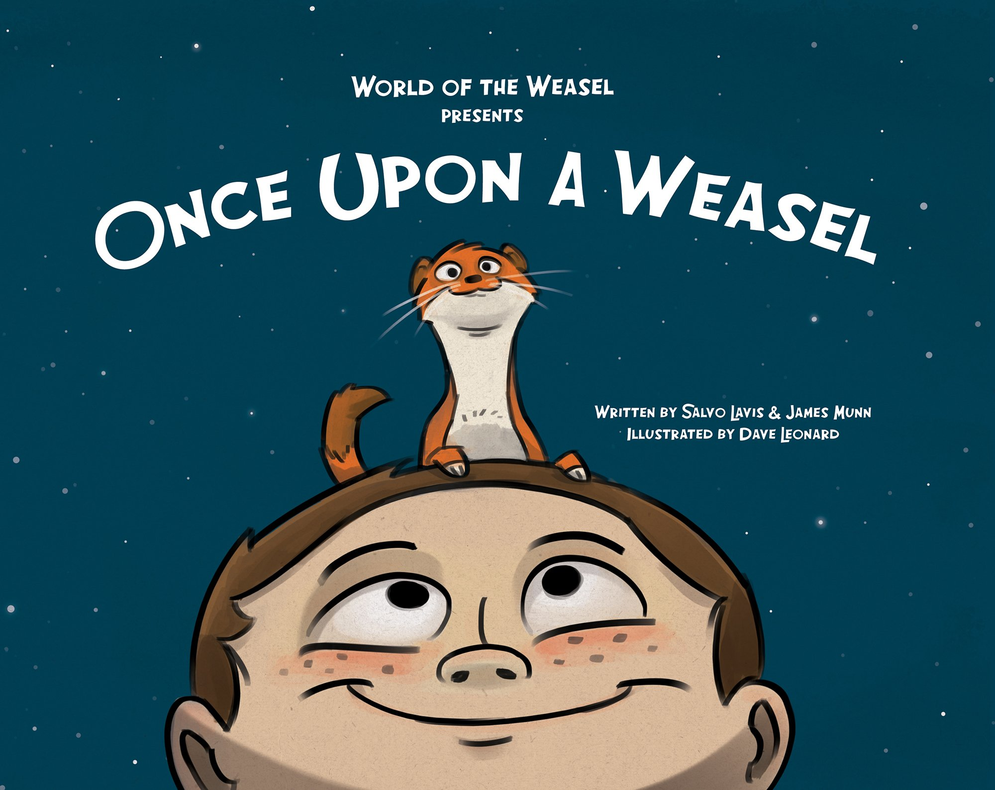 Download Once Upon a Weasel pdf epub