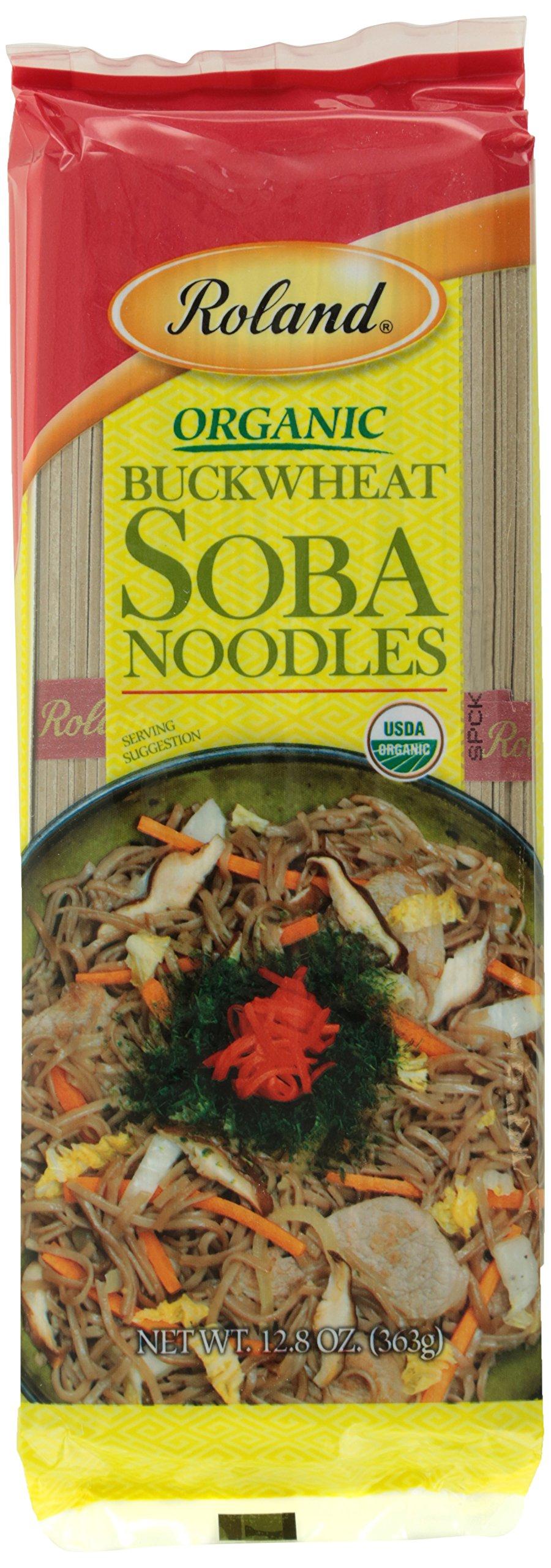 Roland Organic Buckwheat Soba Noodles