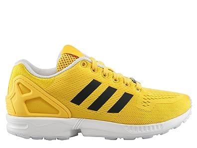adidas zx flusso di colore: nero bianco - gialla dimensioni:
