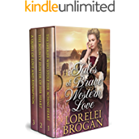 Tales of Brave Western Love: A Historical Western Romance Collection