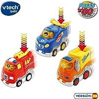 VTech Press & Go, 3 Coches interactivos Que