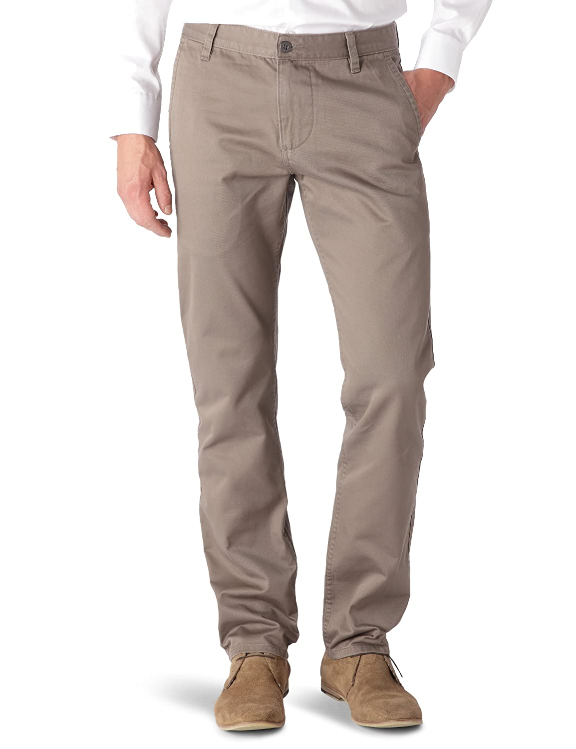 Hose Alpha Khaki Core Dark Pebble Dockers