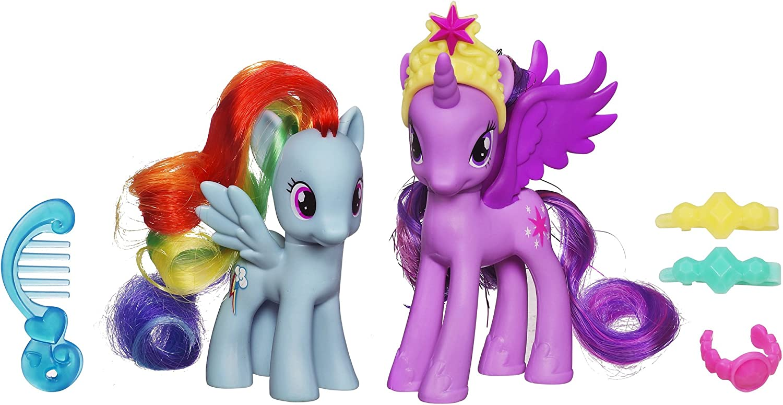- Amazon.com: My Little Pony Princess Twilight Sparkle And Rainbow