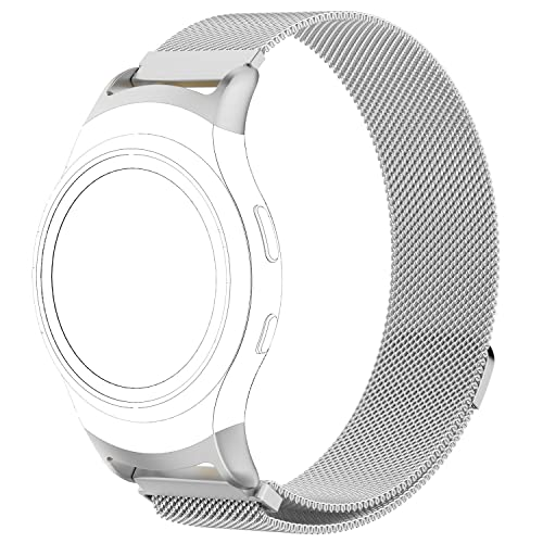 TenCloud for Samsung Gear S2 R720 R730 R730A(AT&T) R730V Smart Watch Replacement Mesh