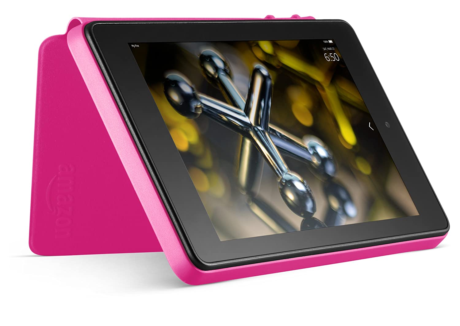 4th Generation Standing Protective Case for Fire HD 6 Cobalt
