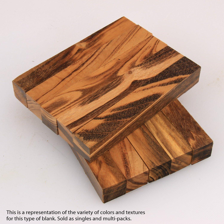 4 laminated wood blanks