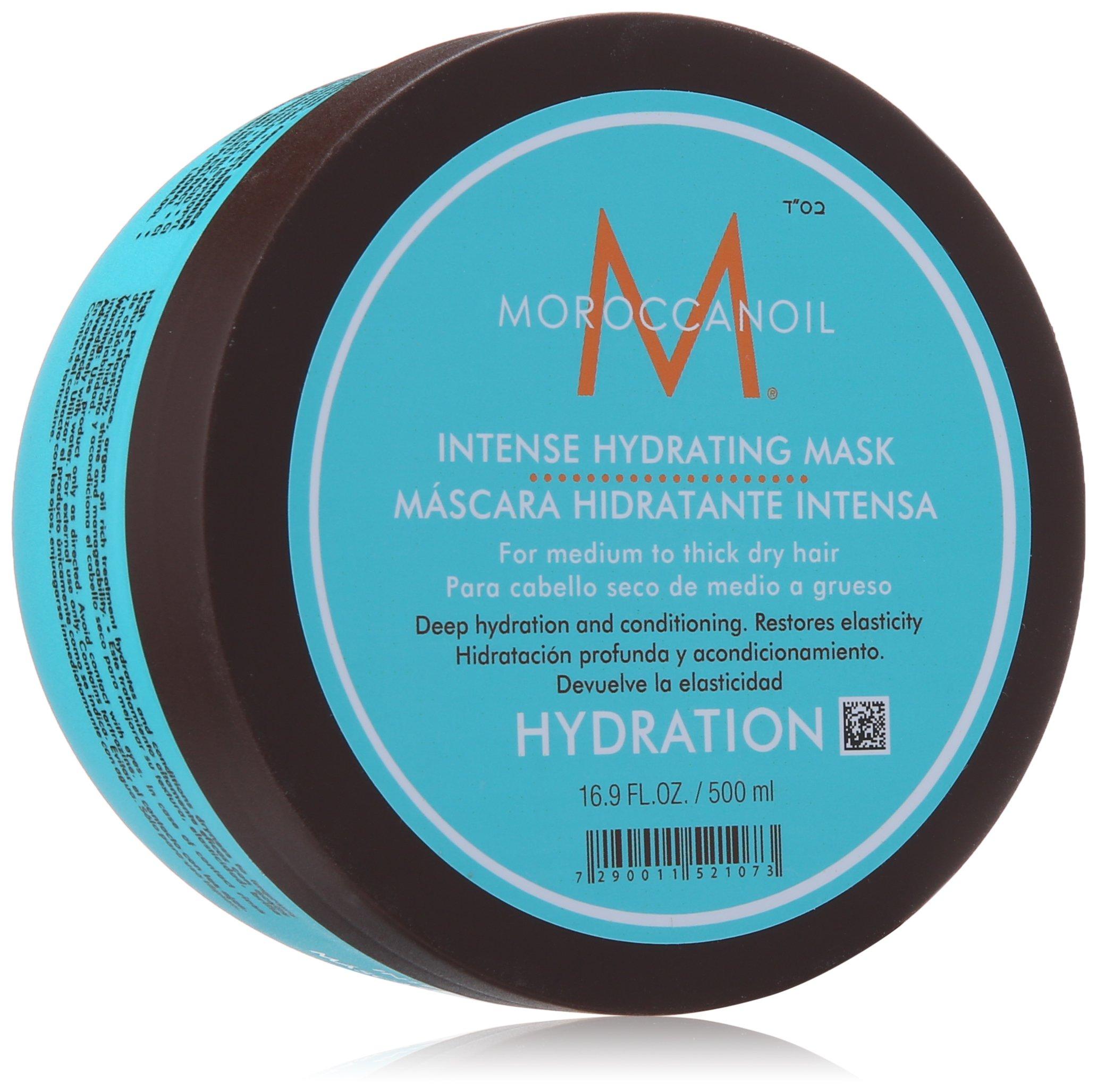 Moroccanoil Intense Hydrating Mask, 16.9-Ounce Jar