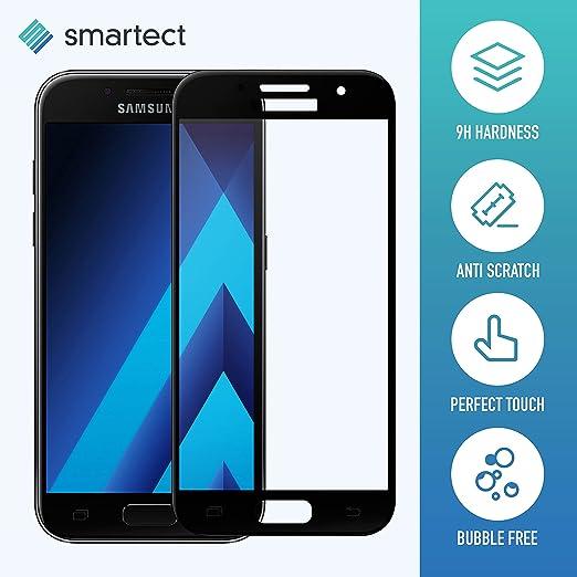 15 opinioni per [3D Curved] Samsung Galaxy A5 2017 Pellicola Vetro Temperato • Pellicola
