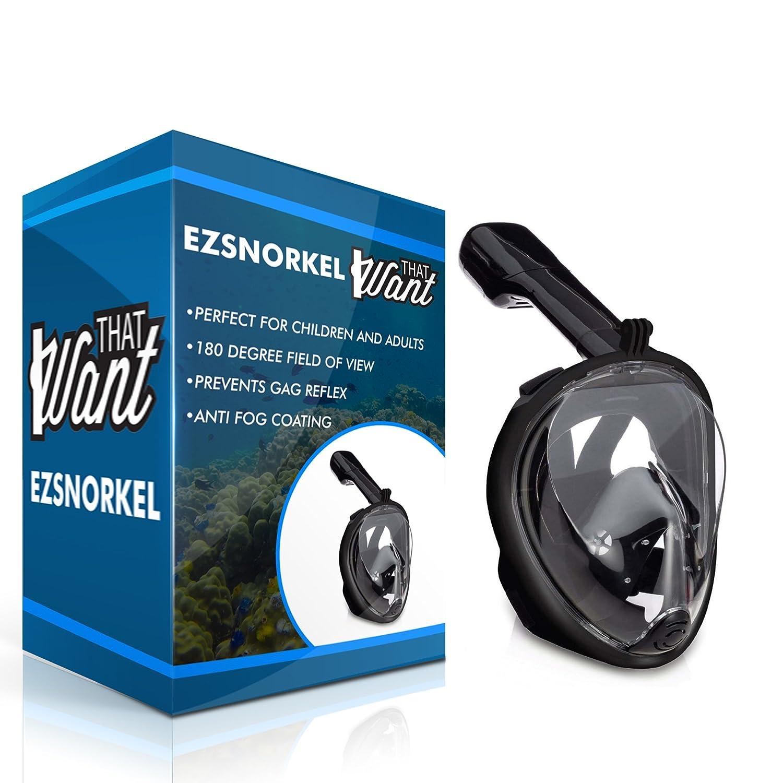 Amazon.com : IWantThat 180° EZSnorkel Compatible Snorkel ...