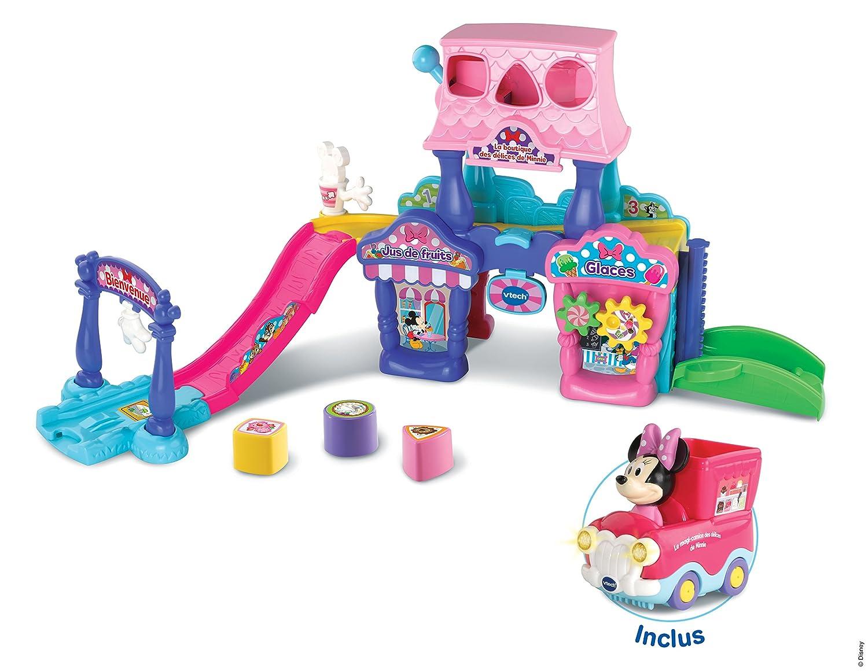 VTech - Boutique des Délices de Minnie Jouet Interactif, 512005, Multicolore