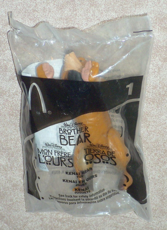 KENAI BEAR McDonalds Disneys Brother Bear #1 2003