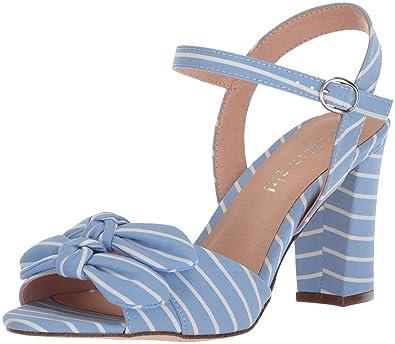 5b1c66cc630 Madden Girl Women s Bows Heeled Sandal  Amazon.co.uk  Shoes   Bags