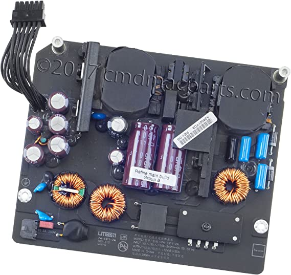 Apple iMac 27inch A1419 2013 Power Supply Delta 300W ADP-300AF T Parts Only