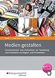 Die Wirtschaftsreihe für Medienberufe: Medien gestalten: Lernsituationen und Fachwissen zur Gestaltung und Produktion von Digital- und Printmedien: Schülerband
