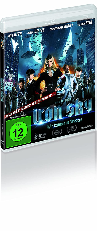 Alemania Blu-ray: Amazon.es: Julia Dietze, Götz Otto, Christopher Kirby, Michael Cullen, Peta Sergeant, Udo Kier, Kym Jackson, Stephanie Paul, Tilo Prückner ...