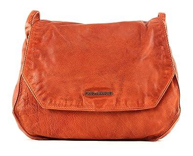 Schnäppchen für Mode am besten wählen neues Design FREDsBRUDER Tasche - Pipe Waxed - Sandalwood: Amazon.de ...