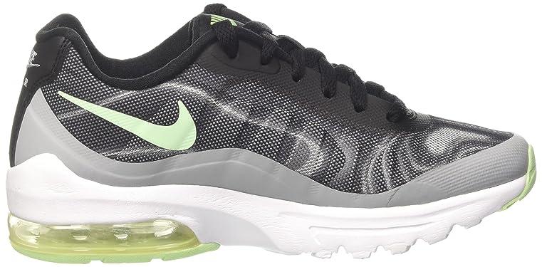 W Air Max Invigor Print, Zapatillas para Mujer, Mehrfarbig (Black/Fresh Mint/Wolf Grey/Racer Pink), 38 EU Nike