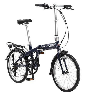 Schwinn Adapt 1 7 Speed Folding Bike Gloss Navy 16