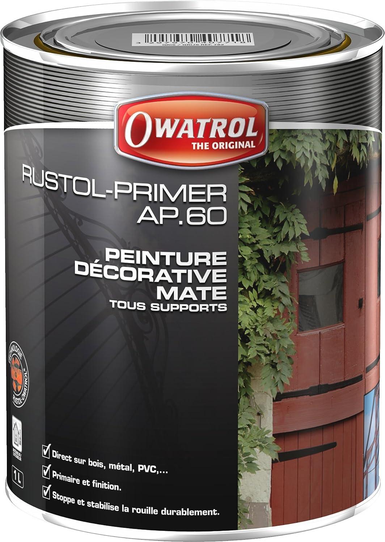 PRIMER ANTI-CORROSIVO PENETRANTE OWATROL AP 60 GRIGIO 0,5 L