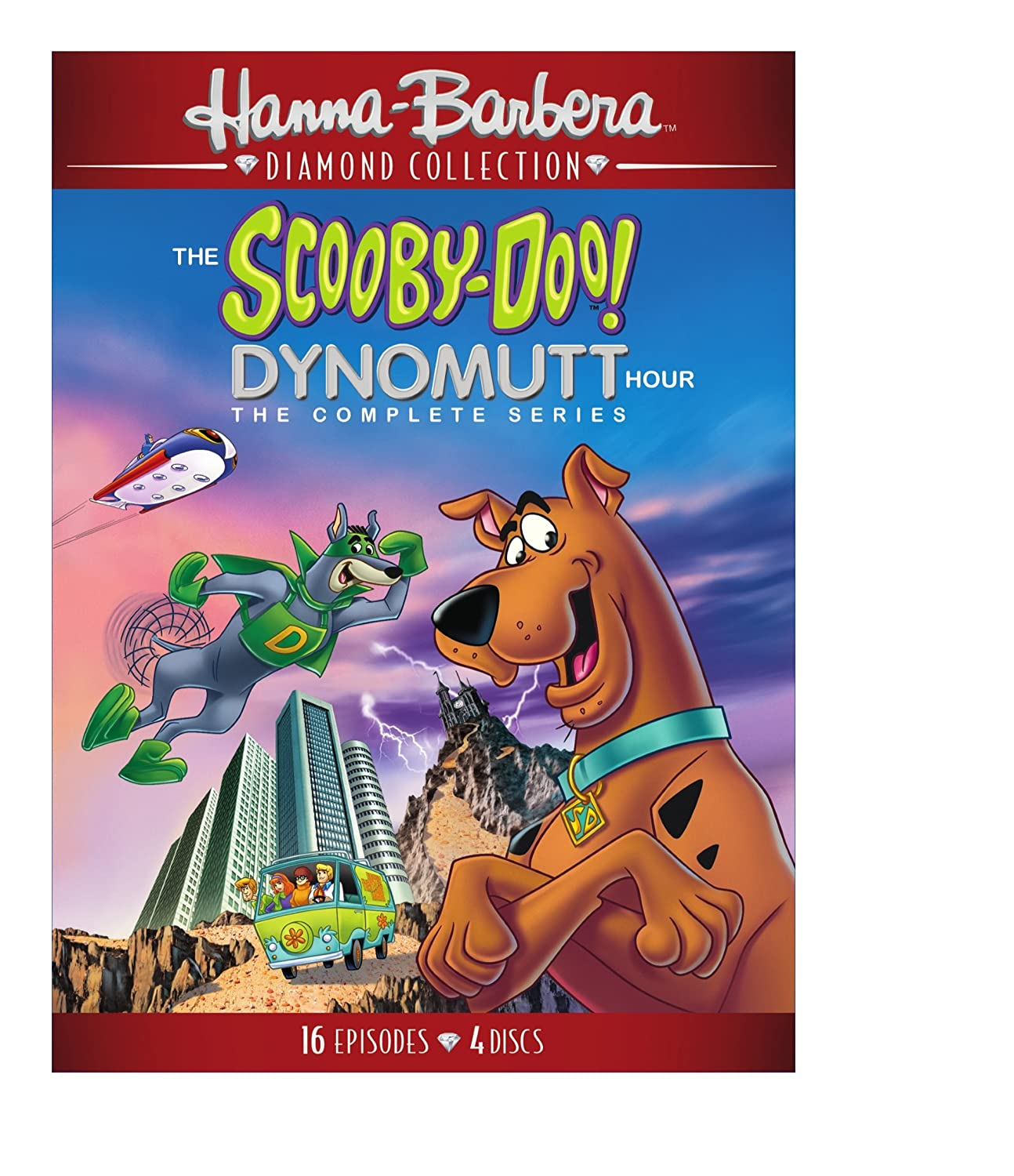 Scooby-Doo and Dynomutt Hour, The: CSR