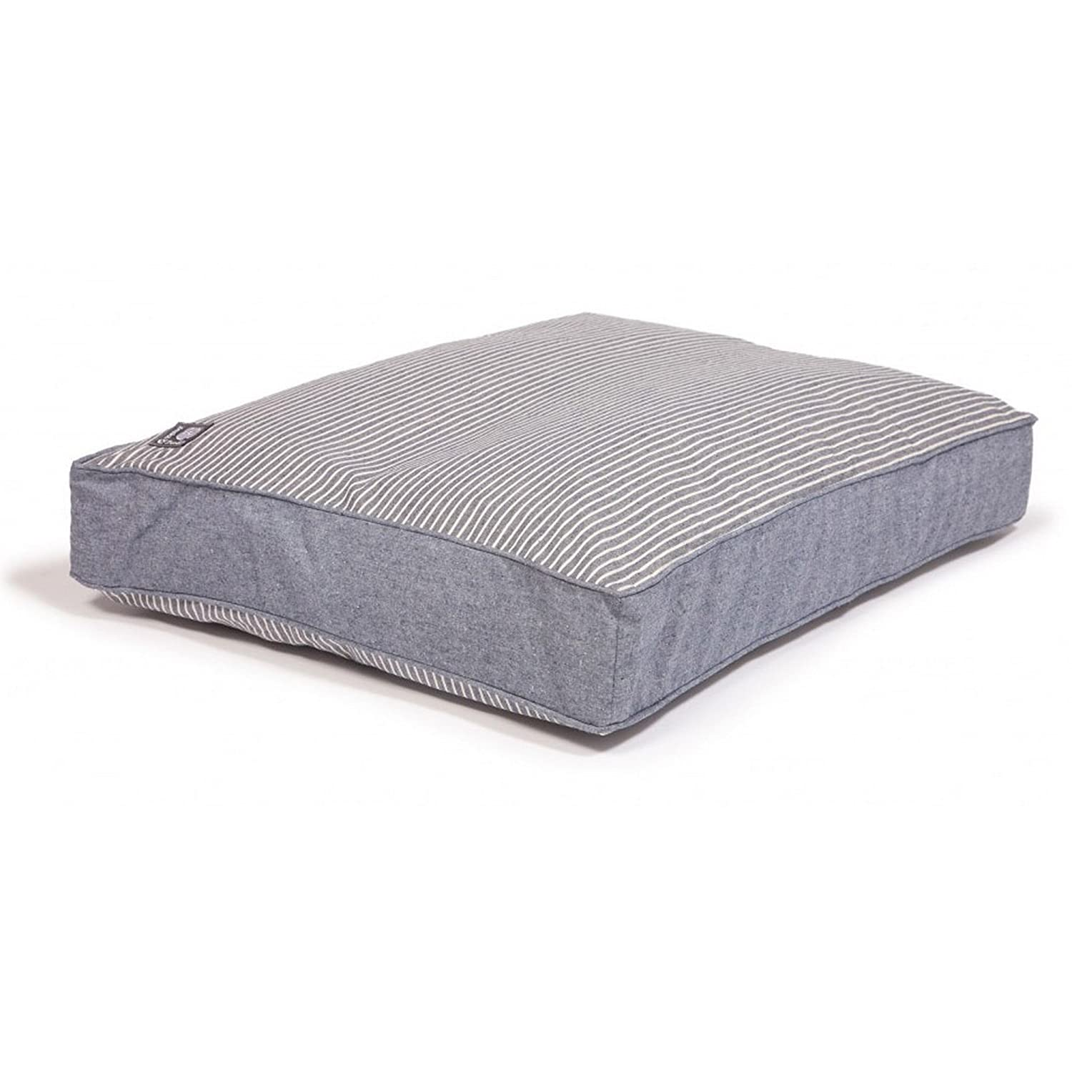 bluee Cream Medium bluee Cream Medium Danish Design Pet Products Maritime Nautical Design Box Duvet (Medium) (bluee Cream)