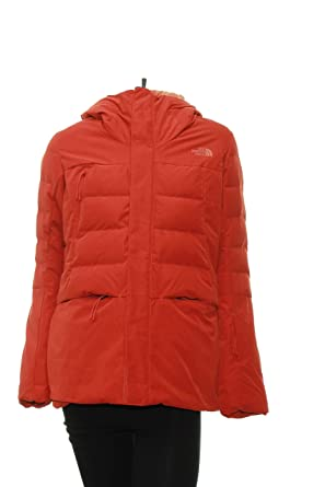 34ba81501 Amazon.com: The North Face Women's Heavenly Down Jacket Red, Medium ...