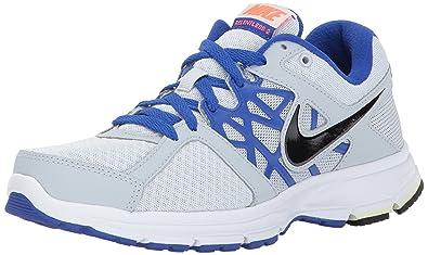bb5a9fecd6 Nike air relentless 2 chaussures de course running homme gris bleu T ...