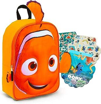Finding Nemo Drawstring Backpack Women or Men \u2013 Finding Dory Rucksack Drawstring Bag for Travel Bag or Book Bag