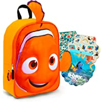 Finding Dory & Nemo 12 Toddler Backpack with Lunch Bag