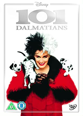 101 Dalmations Live Action (Limited Edition Artwork Sleeve) [DVD]