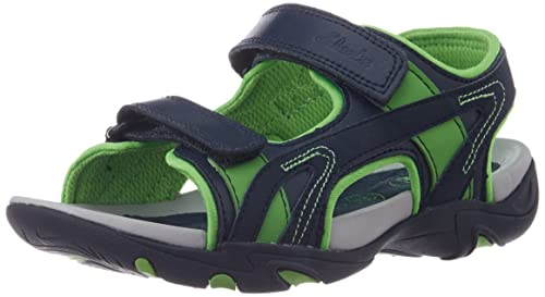 Clarks Boy's Air Sand Sandals and Floaters at amazon