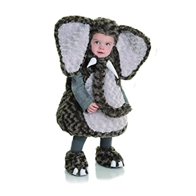 Underwraps Toddler's Elephant Belly Babies Costume: Clothing