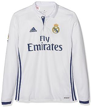 adidas H JSY Y UC Camiseta 1ª Equipación del Real Madrid CF 2015/16,