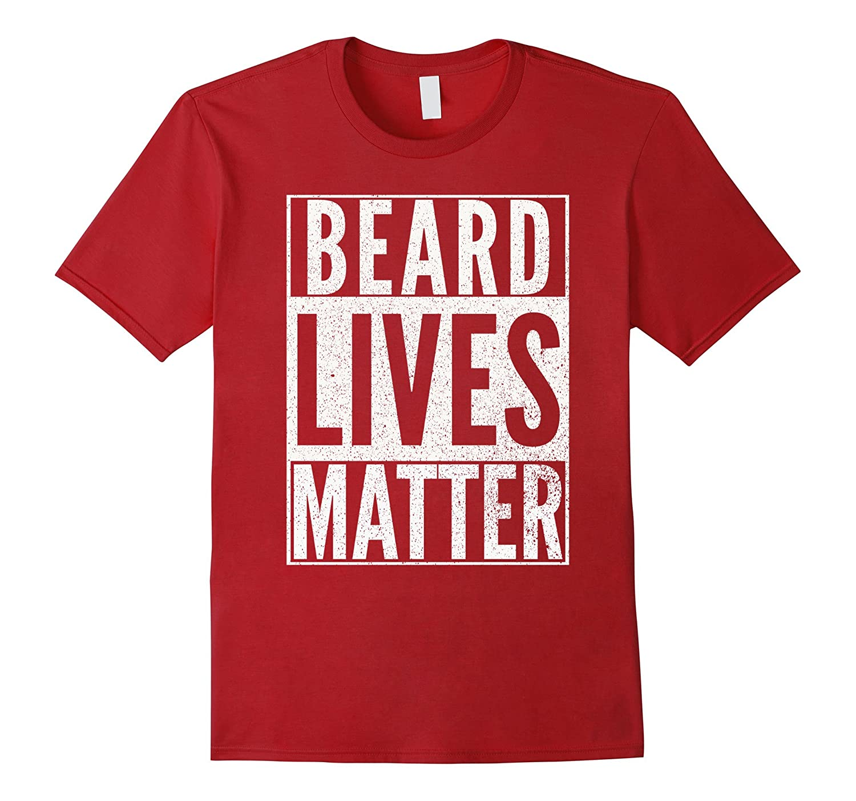 789fed00e21 Mens BEARD LIVES MATTER Funny Joke Gag Facial Hair T-Shirt Gift-BN