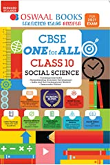 Oswaal CBSE One for All, Social Science, Class 10 (Reduced Syllabus) (For 2021 Exam) Kindle Edition