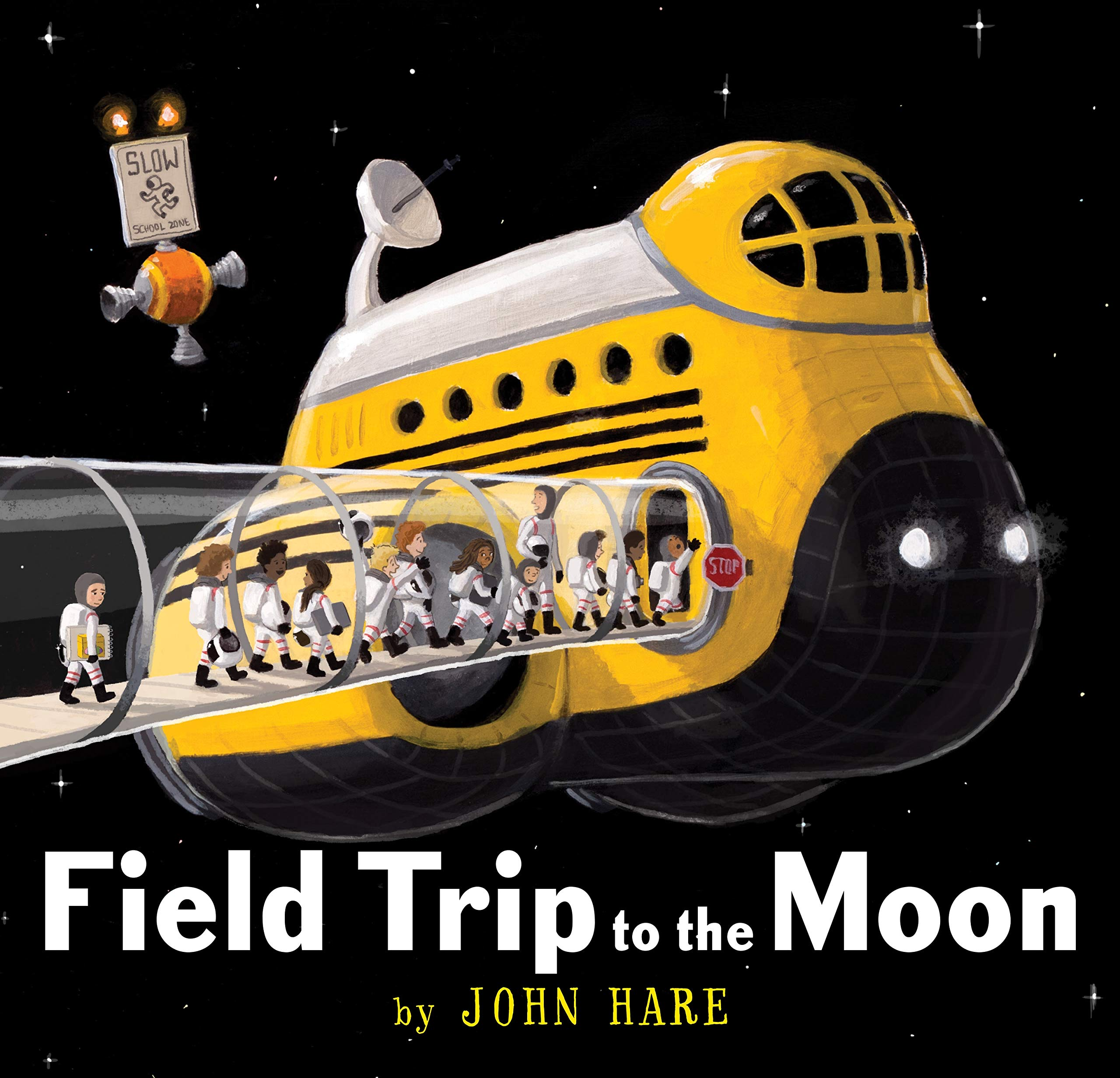 Image result for field trip to the moon
