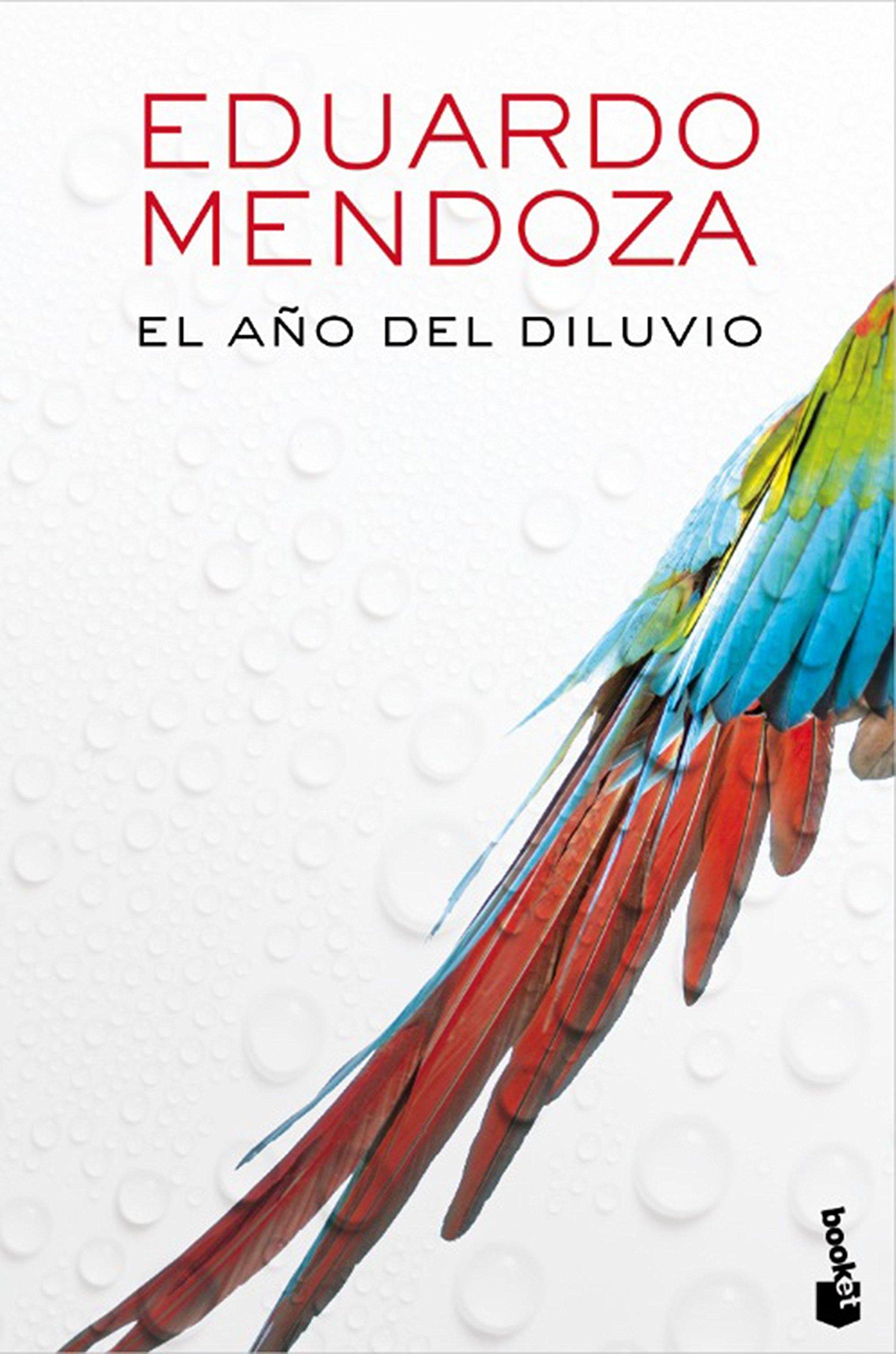 El año del diluvio (Biblioteca Eduardo Mendoza): Amazon.es: Eduardo Mendoza: Libros