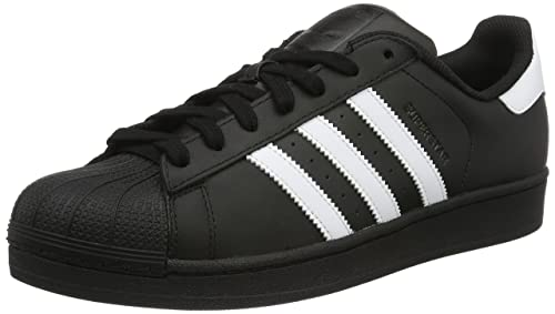 Adidas Superstar Foundation, Sneakers Unisex Adulto