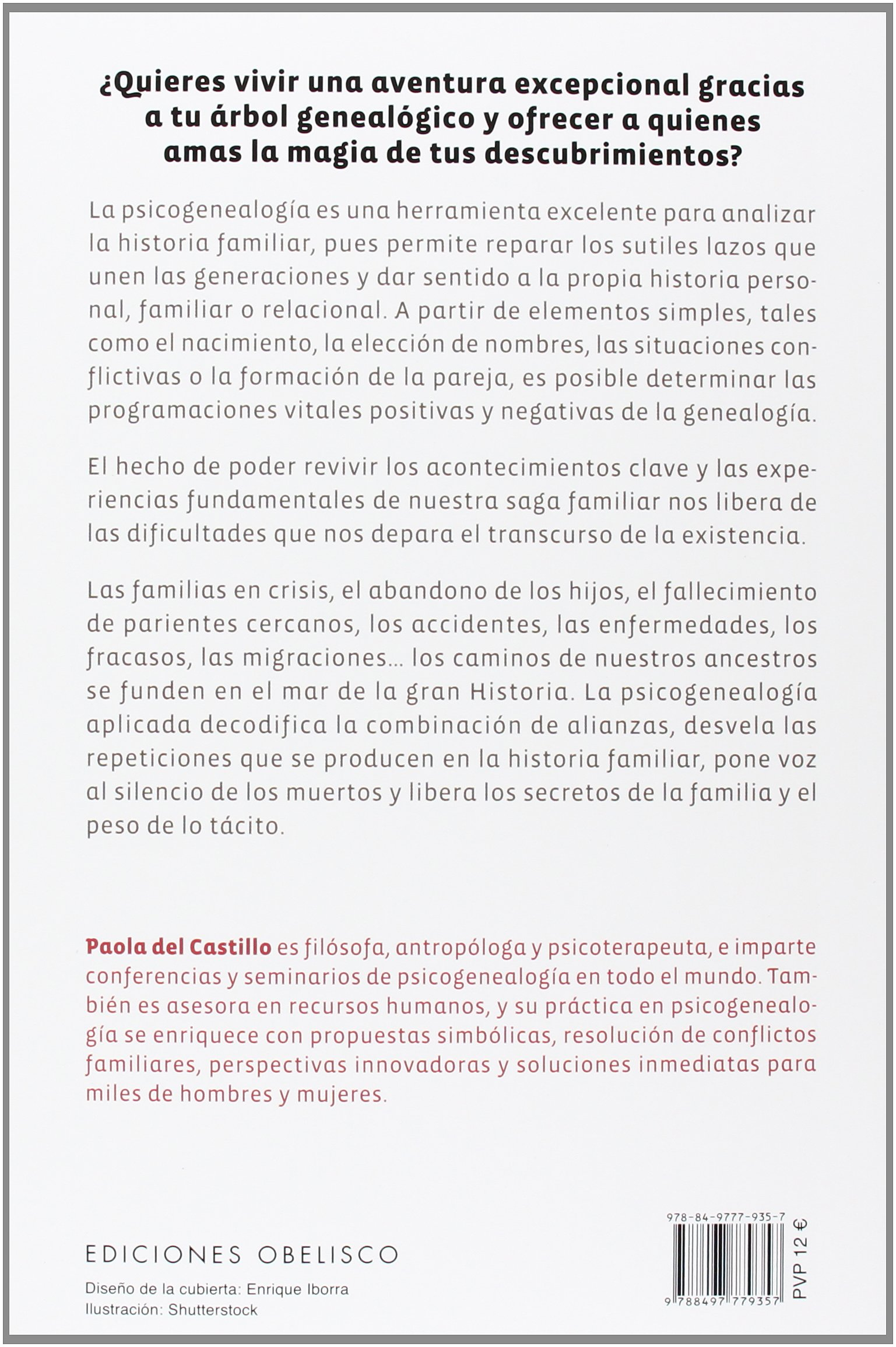La psicogenealogia aplicada spanish edition paola del castillo la psicogenealogia aplicada spanish edition paola del castillo 9788497779357 amazon books fandeluxe Choice Image