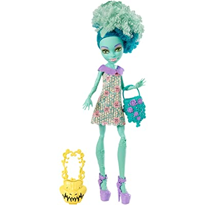 Monster High Gore-geous Honey Swamp Doll and Fashion Set: Toys & Games