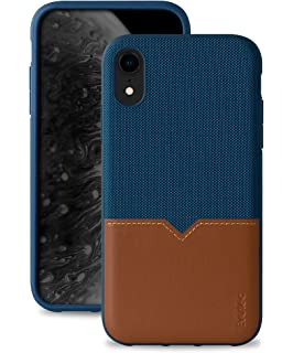 new styles 9b165 c9f38 Amazon.com: Evutec Case Compatible with iPhone XR, AER Series Karbon ...