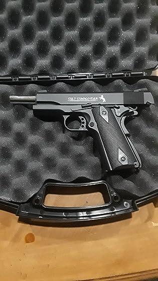 Colt Commander .177 Caliber  Steel BB Air Gun Pistol Amazing build quality.