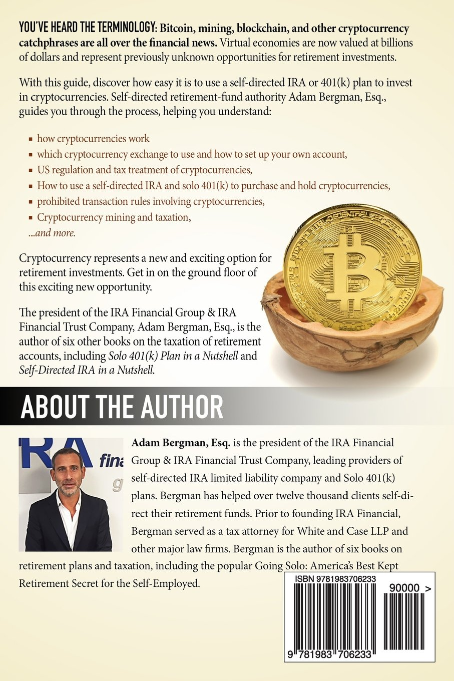 self directed ira cryptocurrency