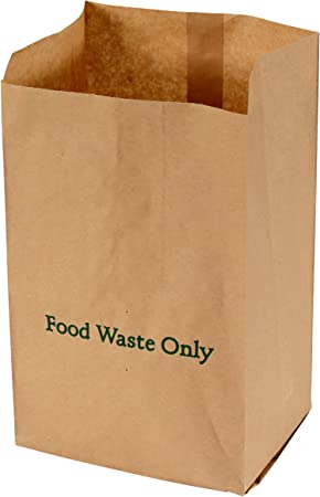 All-Green - Bolsas de Basura biodegradables y compostables (Papel ...