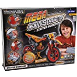 John Adams Motor-X Bike Mega Construction Starter Workshop