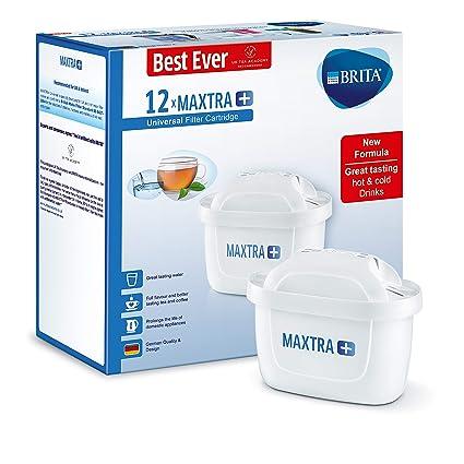 Brita Maxtra Water Filter Cartridge 12 Pack Amazon Co Uk Kitchen