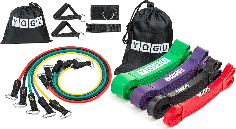 YOGU Resistance Bands Sets
