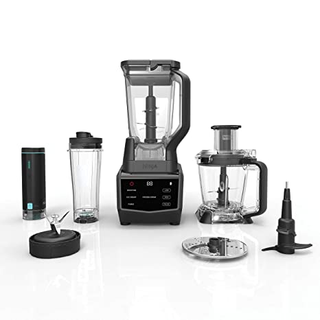 amazon com sharkninja ninja smart screen blender and food processor rh amazon com